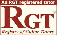 isleworth richmond chiswick guitar lessons